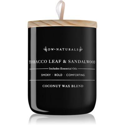 DW HomeTobacco Leaf + Sandalwood