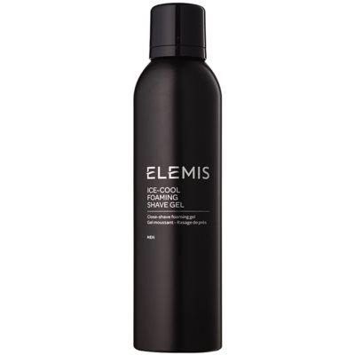 Elemis Men пінистий гель для гоління з охолоджуючим ефектом
