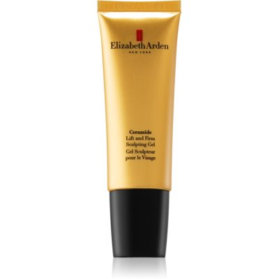 Elizabeth Arden Ceramide Lift and Firm Sculpting Gel gel visage effet raffermissant