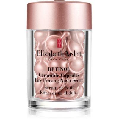 Elizabeth ArdenRetinol Ceramide Capsules Line Erasing Night Serum