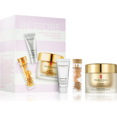 Elizabeth Arden Ceramide Lift and Firm Youth-Restoring Solutions kit di cosmetici II. (per ringiovanire la pelle) da donna