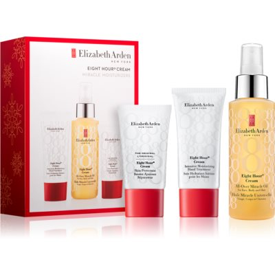 Elizabeth Arden Eight Hour Cream Miracle Moisturizers подаръчен комплект I.