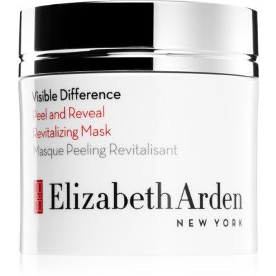 Elizabeth Arden Visible Difference Peel & Reveal Revitalizing Mask пленочная маска-пилинг с оздоравливающим эффектом