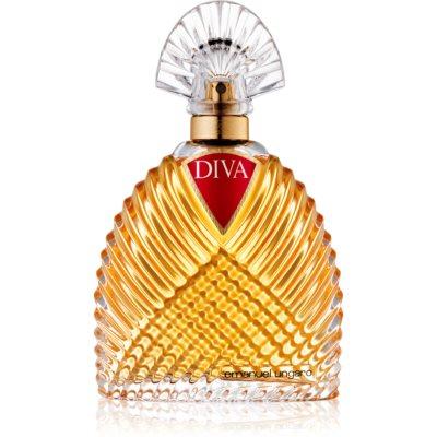 Emanuel Ungaro Diva eau de parfum pour femme