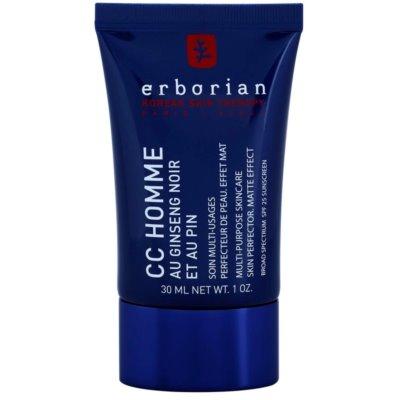 Erborian CC Crème Men Unifying and Mattifying Moisturiser  SPF 25