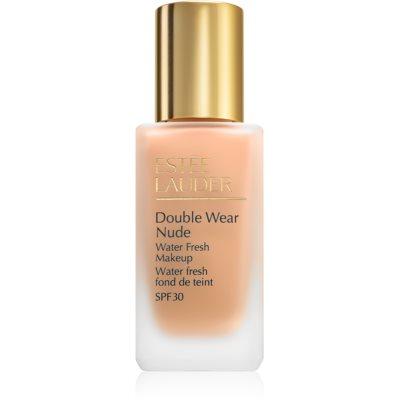 Estée Lauder Double Wear Nude Water Fresh тональная основа с флюидной текстурой SPF 30