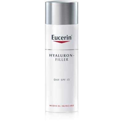 Eucerin Hyaluron-Filler αντιρυτιδική κρέμα ημέρας για κανονική έως μικτή επιδερμίδα