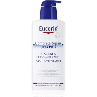 Eucerin Dry Skin Urea молочко для тела для очень сухой кожи