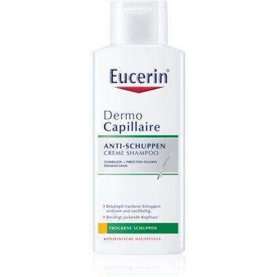Eucerin DermoCapillaire шампунь для лечения сухой перхоти