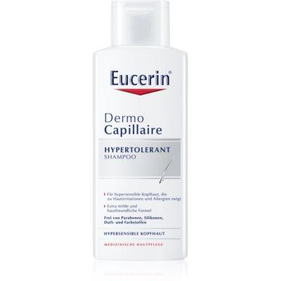 Eucerin DermoCapillaire hypertolerantes Shampoo Für irritierte Haut