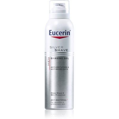 Eucerin Men gel de rasage peaux sensibles