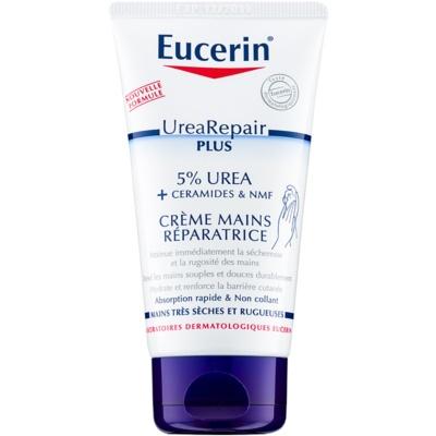 Eucerin UreaRepair PLUS κρέμα για τα χέρια για ξηρό και ατοπικό δέρμα