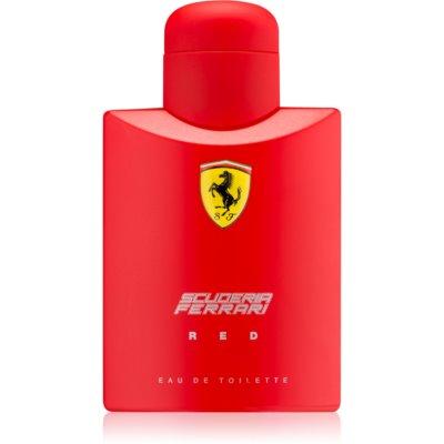 FerrariScuderia Ferrari Red