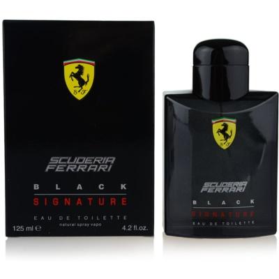 FerrariScuderia Ferrari Black Signature