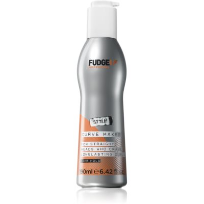 Fudge Style Curve Maker preparato modellante per capelli mossi e voluminosi