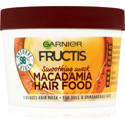 GarnierFructis Macadamia Hair Food