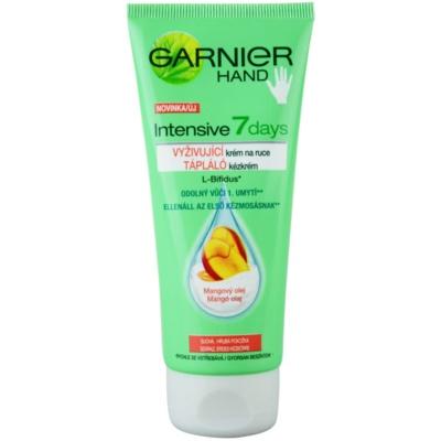 Garnier Intensive 7 Days odżywczy krem do rąk