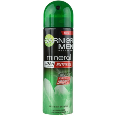 Garnier Men Mineral Extreme spray anti-transpirant