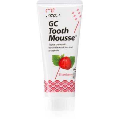 GCTooth Mousse Strawberry