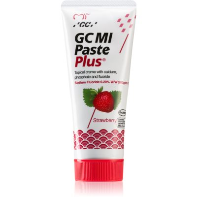 GCMI Paste Plus Strawberry