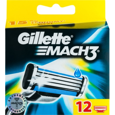 Gillette Mach 3 Vervangende Open Messen