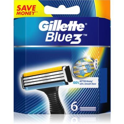 Gillette Blue3 nadomestne britvice