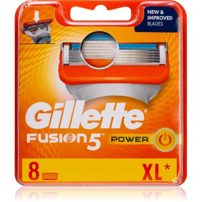 GilletteFusion5 Power