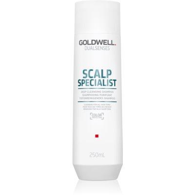 Goldwell Dualsenses Scalp Specialist hĺbkovo čistiaci šampón pre všetky typy vlasov