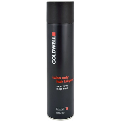 Goldwell Salon Only laque cheveux fixation extra forte
