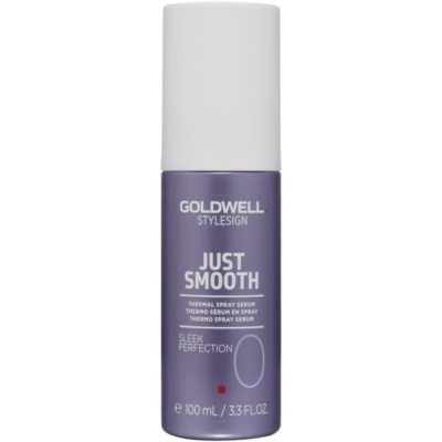 Goldwell StyleSign Just Smooth siero termale in spray per la termoprotezione dei capelli