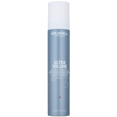 Goldwell StyleSign Ultra Volume spray volumizzante per l'asciugatura  il finishing dei capelli