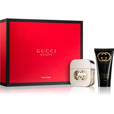 Gucci Guilty Gift Set I. for Women