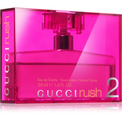 Gucci Rush 2 eau de toilette para mulheres