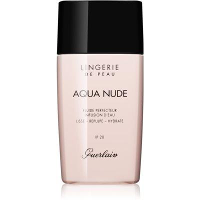 Guerlain Lingerie de Peau Aqua Nude lehký hydratační make-up SPF 20