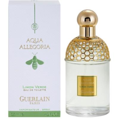 Guerlain Aqua Allegoria Limon Verde eau de toilette unisex