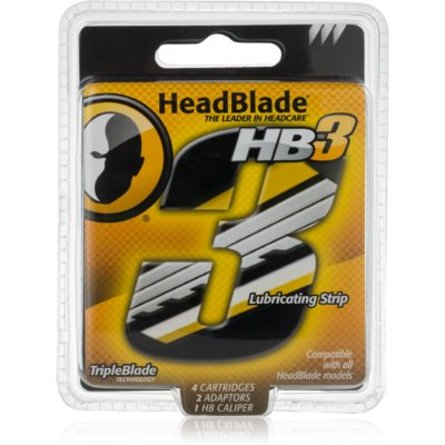 HeadBlade HB3 Vervangende Open Messen