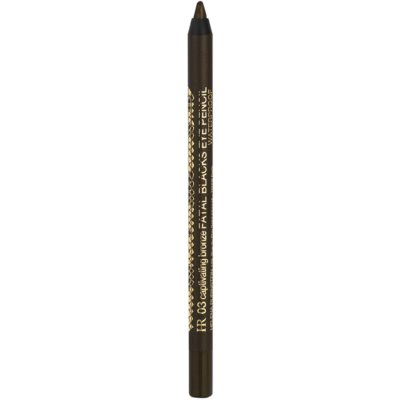 Helena Rubinstein Fatal Blacks voděodolná tužka na oči