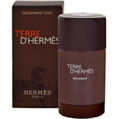 Hermès Terre d'Hermès дезодорант-стік для чоловіків