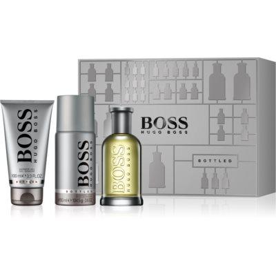 Hugo Boss Boss Bottled darilni set za moške
