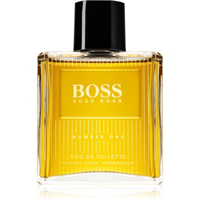 Hugo Boss BOSS Number One eau de toilette uraknak