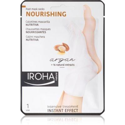 Iroha Nourishing Argan Regenerierende Fuß- und Nagelkur