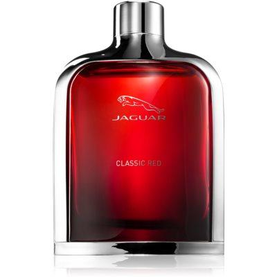 JaguarClassic Red