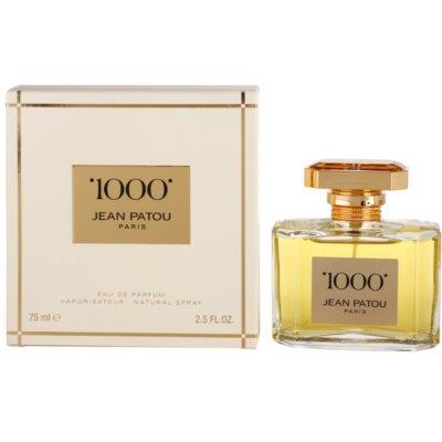 Jean Patou 1000 Eau de Parfum für Damen