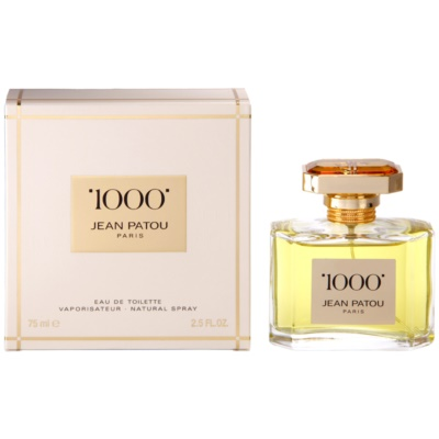Jean Patou 1000 eau de toilette for Women