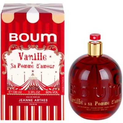 Jeanne Arthes Boum Vanille Sa Pomme d'Amour eau de parfum da donna