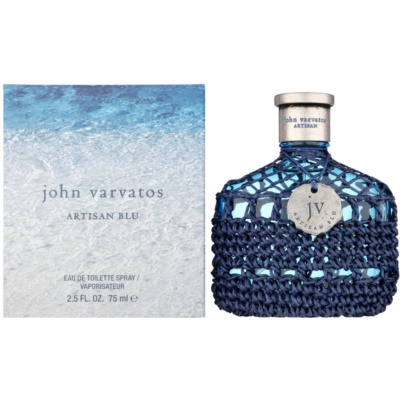 John Varvatos Artisan Blu Eau de Toilette für Herren
