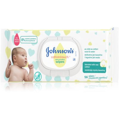 Johnson's BabyCottontouch