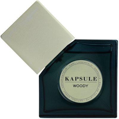 Karl Lagerfeld Kapsule Woody toaletní voda unisex