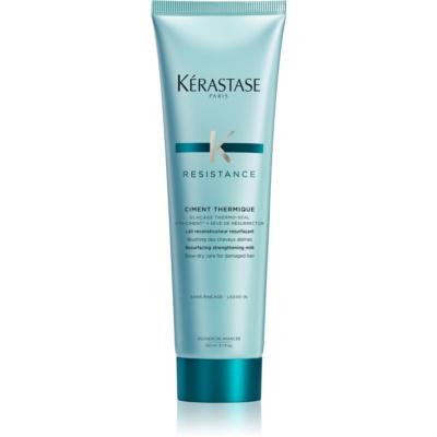 Kérastase Résistance Ciment Thermique termoaktywne leczenie osłabionych i zniszczonych włosów
