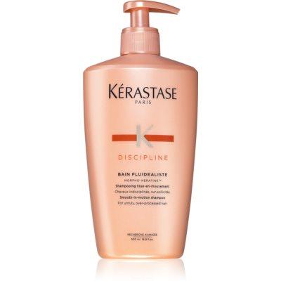 Kérastase Discipline Bain Fluidealiste šampon za zaglađivanje za neposlušnu kosu